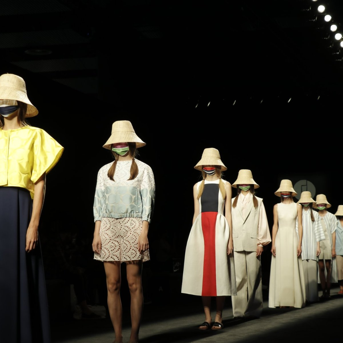 Devota y Lomba en La Madrid Fashion Week 2020